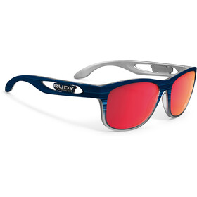 Rudy Project Groundcontrol - Lunettes cyclisme - rouge/bleu